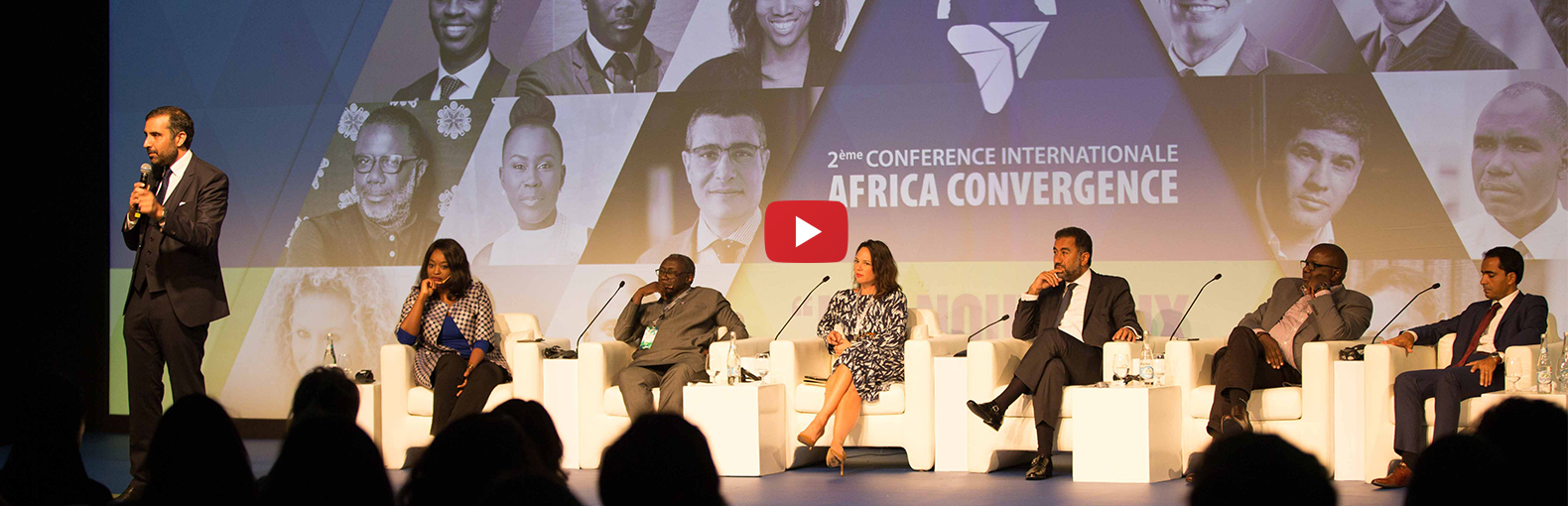 View from Africa Convergence 2017